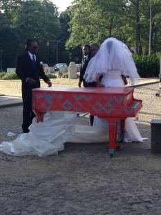 A Wedding & A Piano